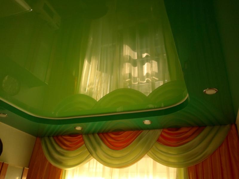 Багеты на натяжной потолок своими руками